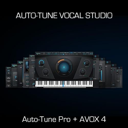 VocalStudio Auto Tune + AVOX 4