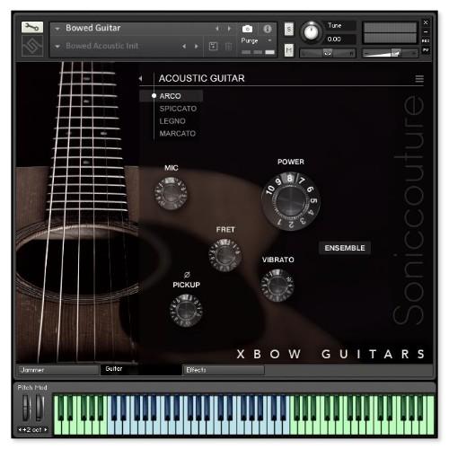 Xbow Guitars
