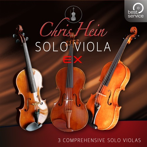 Chris Hein Solo Viola EXtended