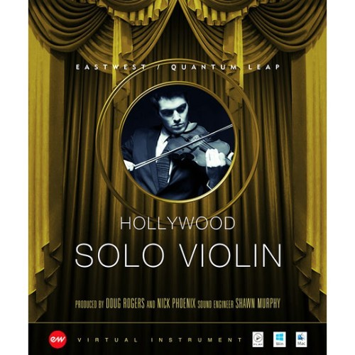 Hollywood Solo Violin Gold