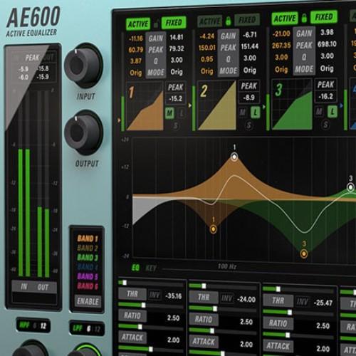 AE600 Active EQ