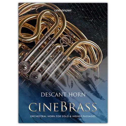 CineBrass Descant Horn