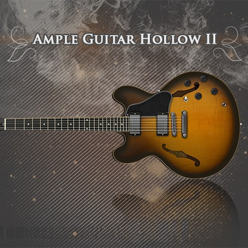 Ample Guitar H - AGH