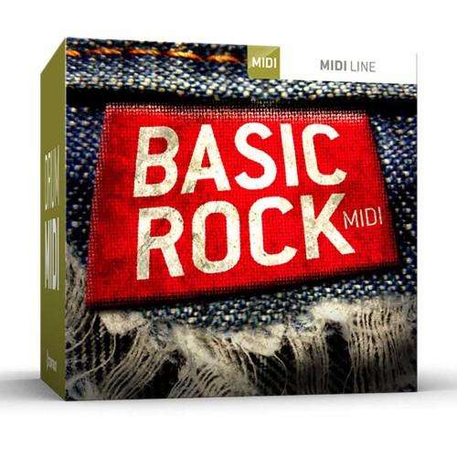 Drum MIDI Basic Rock