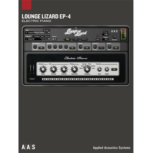 Lounge Lizard EP4