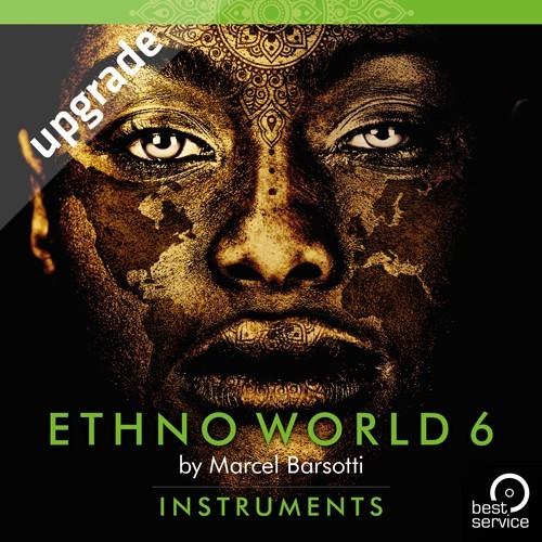 Ethno World 6 Instruments Upgrade