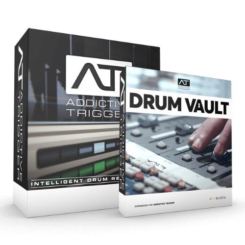 Addictive Trigger: Drum Vault