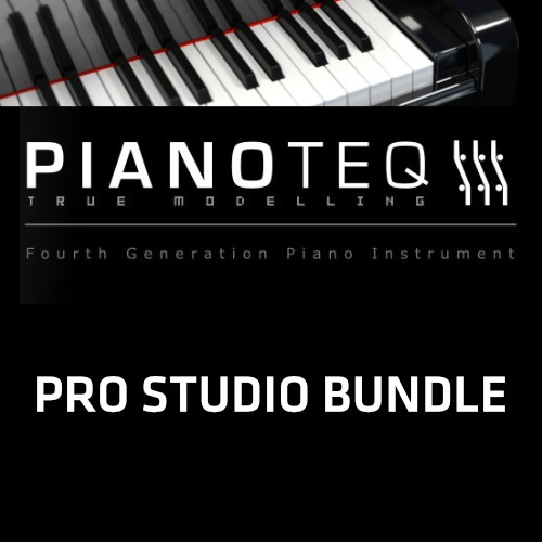 Pianoteq 7 Studio Bundle