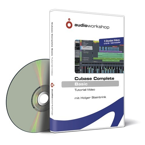 Cubase Complete Basic Tutorial
