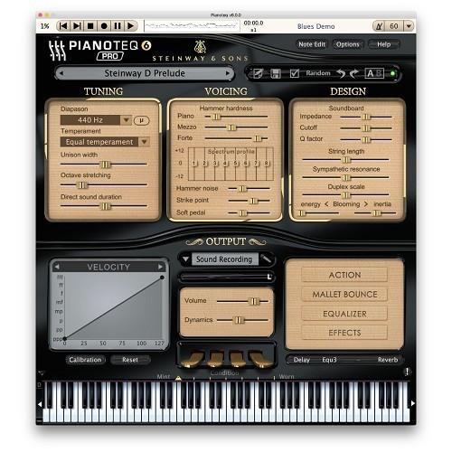Pianoteq D4 Grand Piano