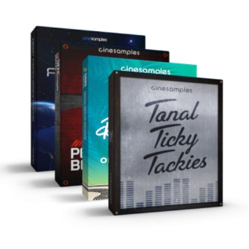 Percussion Grooves Bundle