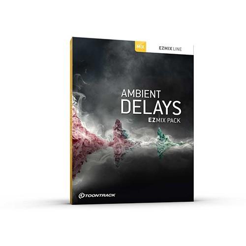 EZmix-Pack Ambient Delays