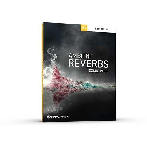 EZmix-Pack Ambient Reverbs