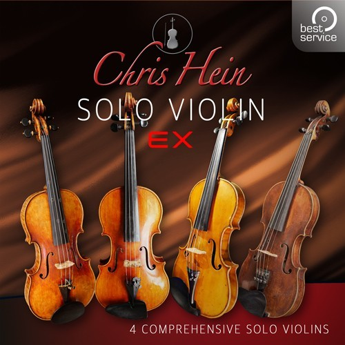 Chris Hein Solo Violin EXtended