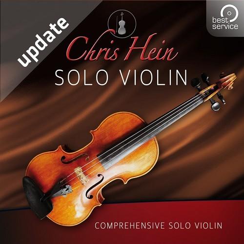 Chris Hein Solo Violin Update