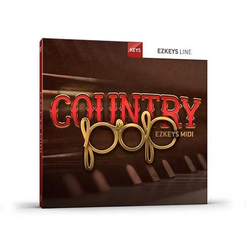 EZkeys MIDI Country Pop