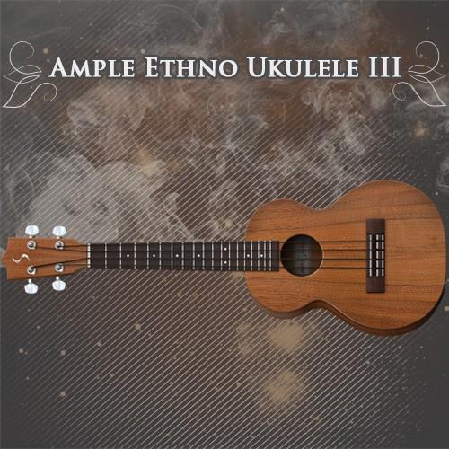 Ample Ethno Ukulele - AEU