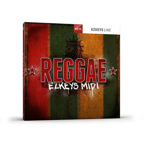 EZkeys MIDI Reggae