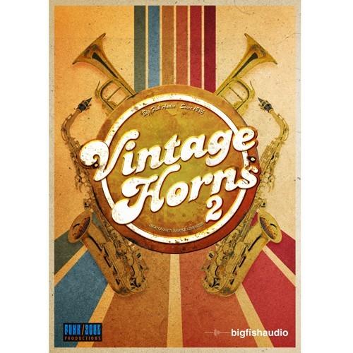 Vintage Horns 2