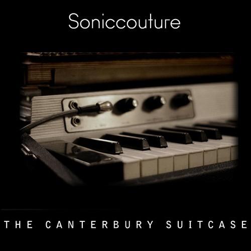 The Canterbury Suitcase