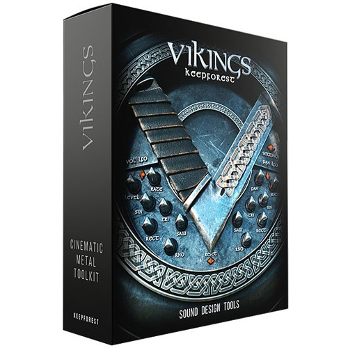 Vikings Expansion: Metal Cinematic Toolkit