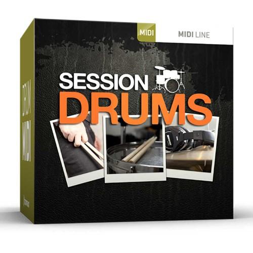 Drum MIDI Session Drums