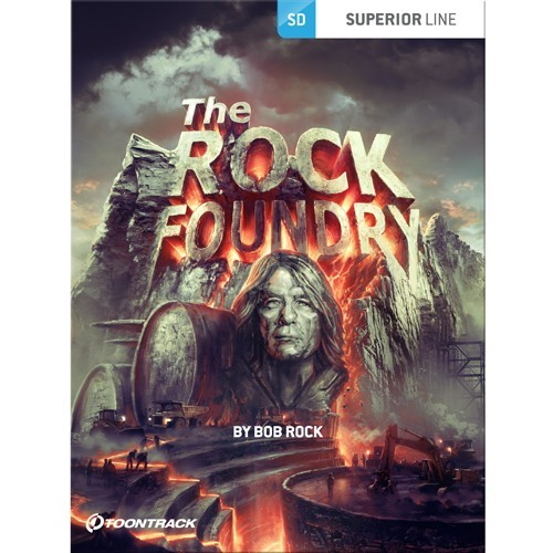 SDX The Rock Foundry