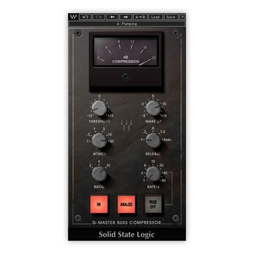 SSL G-Master