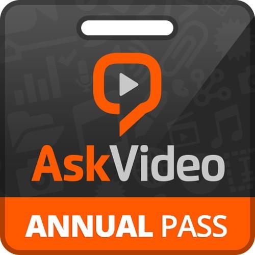 AskVideo Annual Pass