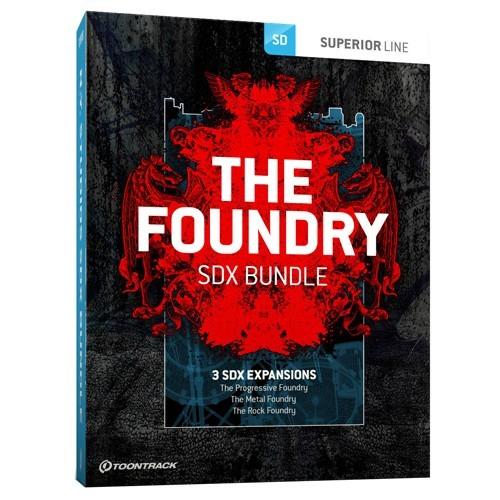 SDX The Foundry Bundle