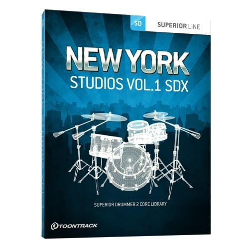 SDX New York Studios Vol.1