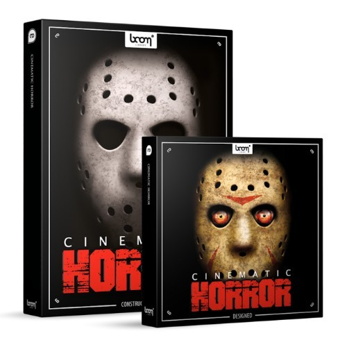 Cinematic Horror - Bundle
