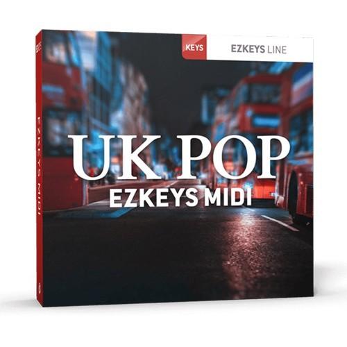 EZkeys MIDI UK Pop