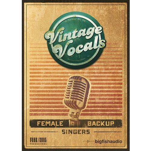 Vintage Vocals