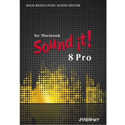 Sound it! 8 Pro for Mac