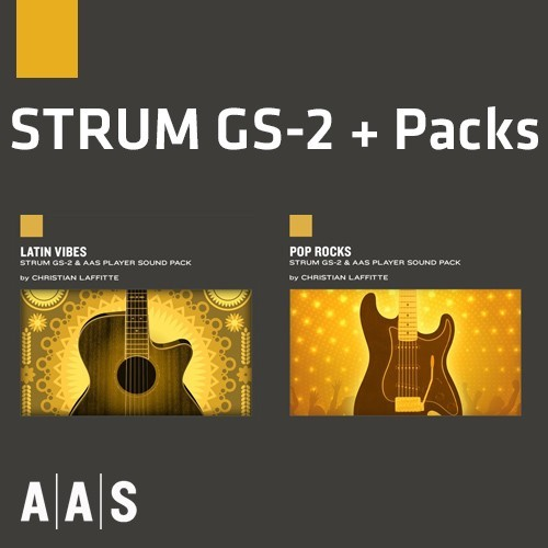 Strum GS2 + Packs