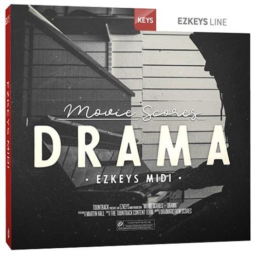 EZkeys MIDI Movie Scores - Drama