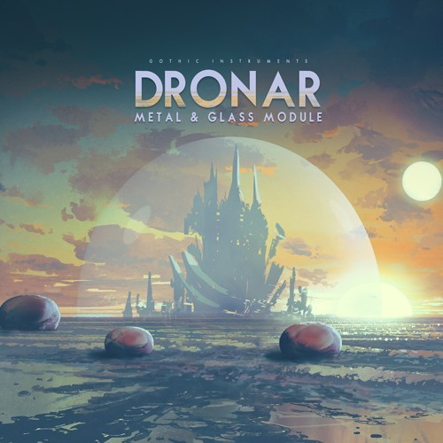 Dronar Metal and Glass