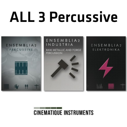 Ensemblia All3 Percussive