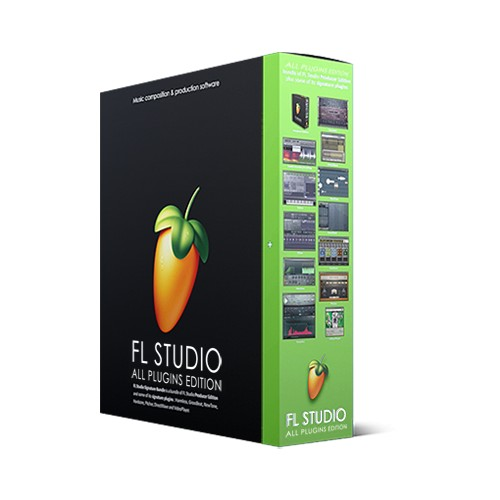 FL Studio - All Plugins Edition
