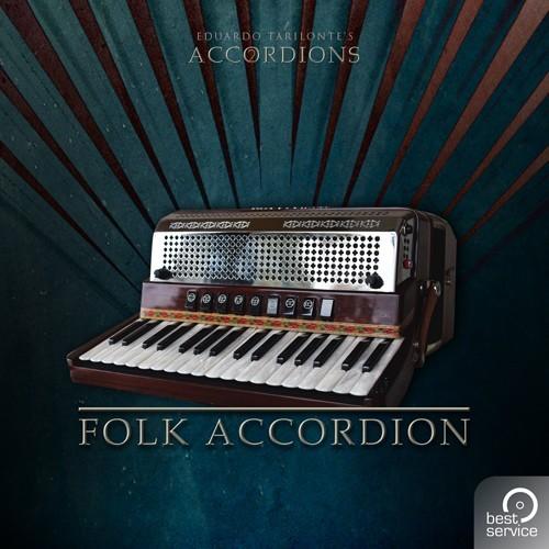 Accordions 2 - Single Folk Accordion
