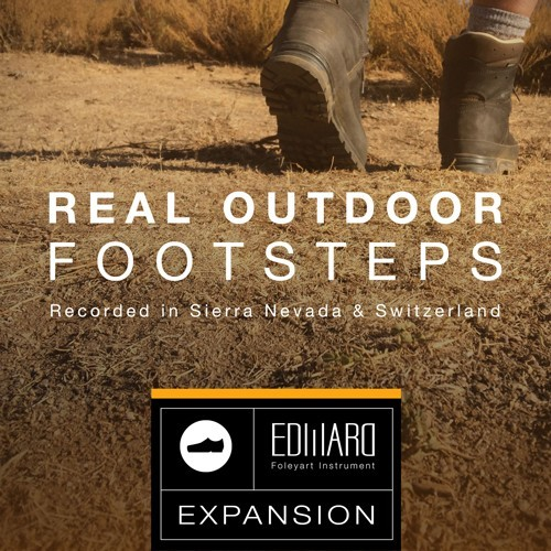 Real Outdoor Footsteps: EFI Expansion