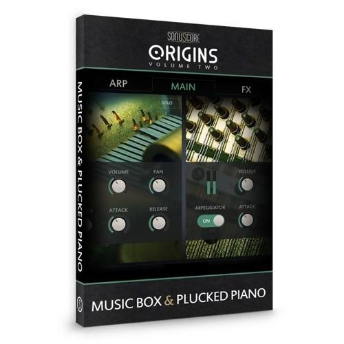 Origins Vol.2: Music Box & Plucked Piano