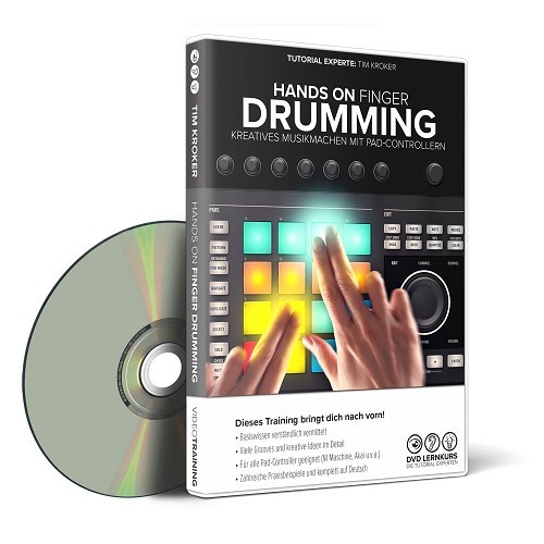 Hands On Finger Drumming