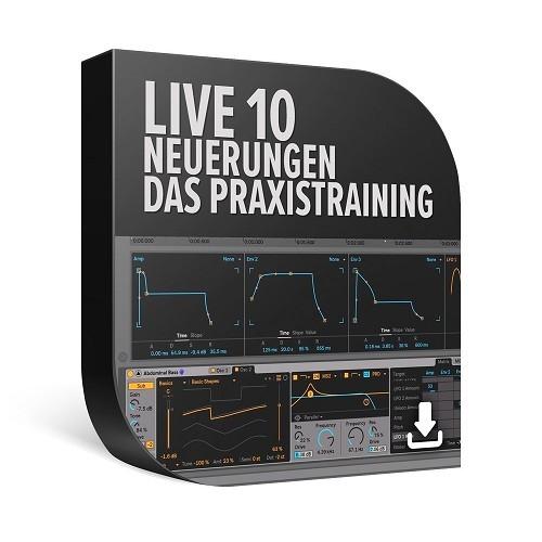 Hands On Ableton Live 10 - Praxistraining