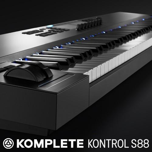 Komplete Kontrol S88 MKII
