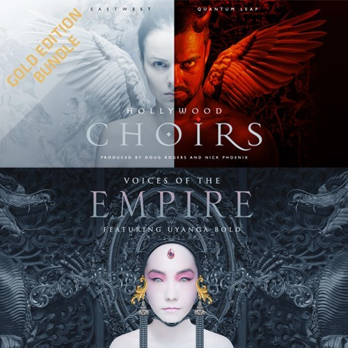 Hollywood Choirs + Voices of the Empire Bundle Gold