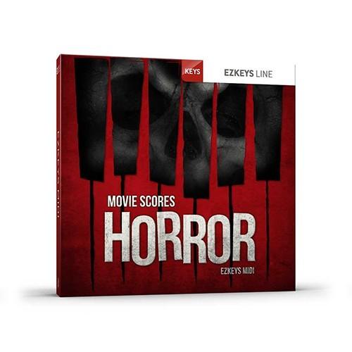 EZkeys MIDI Movie Scores - Horror