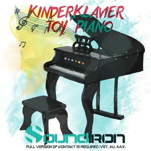 Kinderklavier Toy Piano