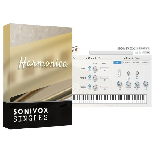 Harmonica by SONiVOX